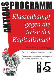 Aktionsprogramm für Österreich 2014
