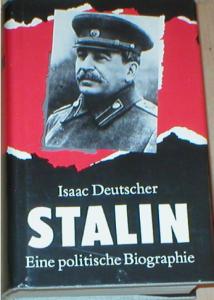 """I. Deutscher: """"Stalin"""""""