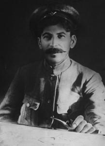 Stalin 1918