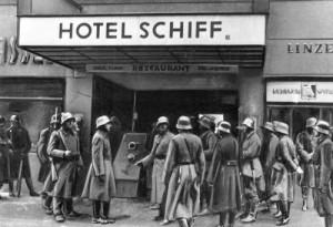 hotelschiff