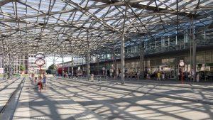 Bahnhofsvorplatz Wien Praterstern