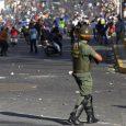 """Eine starke Wirtschaftskrise und anhaltende Proteste gegen die Regierung drängen Venezuela an den Abgrund. Die """"bolivarische Revolution"""" von Hugo Chavez scheint zu scheitern und damit der """"Sozialismus im 21. Jahrhundert"""" […]"""
