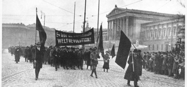Vor 100 Jahren kam es zu den größten Streiks in der Geschichte Österreichs bis heute. Die Streiks entbrannten im Namen des Friedens, dem Ende der kapitalistischen Versorgungskrise und im Eindruck […]