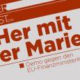 Österreich hat im zweiten Halbjahr 2018 die EU-Ratspräsidentschaft inne, das bedeutet auf der einen Seite eine repräsentative Stellung der österreichischen Regierung auf europäischer und internationaler Ebene, auf der anderen Seite […]