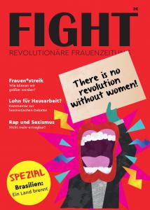 Frauenzeitung: FIGHT 2019