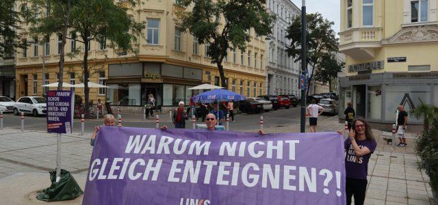 """Ende September hat die Organisation """"Der Funke"""" auf ihrer Homepage einen Kommentar zur Kandidatur von LINKS bei den Wienwahlen veröffentlicht. Mit dem Titel """"Dem Reformismus keine zweite Chance geben"""" machen […]"""