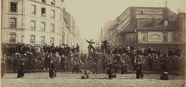 """""""Der Bürgerkrieg in Frankreich"""" ist ein wichtiger marxistischer Text zur Pariser Kommune von 1871, im Zuge derer die Arbeiter*innenklasse zum ersten mal die Macht in ihre eigenen Hände nahm. Diese […]"""