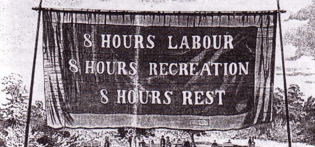 Seit bald einem halben Jahrhundert wurde in Österreich die Arbeitszeit nicht mehr verkürzt. 1975 wurde die 40h-Woche eingeführt. Wenn man sich die letzten Jahre politisch umgeschaut hat, sieht es sogar […]